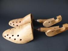 Vintage Geoha Shoe Trees Adjustable Wooden Shoe Trees