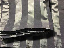 2000 Waterford  6 placemats 6 napkins grey lavender stripe
