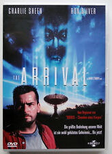 THE ARRIVAL - Charlie Sheen [DVD] - wie neu!