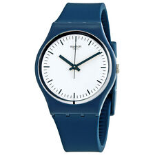 Swatch Petroleuse White Dial Mens Watch GG222