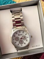 Spirit Chronograph Effect Bracelet Strap Gents/Ladies Sports Watch ASPL37
