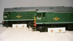 TRIANG HORNBY LIMA ECT X4 BR BAR LIONS LARGE OO GAUGE TRANSFERS DECAL SPARES