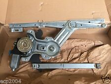 BRAND NEW MGF & MGTF WINDOW REGULATOR MOTOR GENUINE PART CUH000450 LH N/S