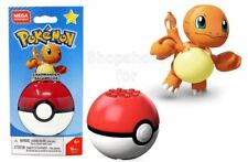 SFK Mega Construx Pokemon - Charmander Salameche blocks brick app