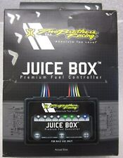 GENUINE NEW TWO BROTHERS JUICE BOX PREMIUM FUEL CONTROLLER YAMAHA YZF-R1 07-08