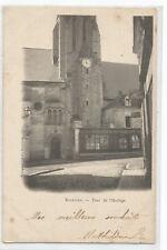 37 BOURGUEIL , TOUR DE L' HORLOGE