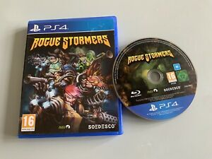 Rogue Stormers PS4 Class Good Condition Video Games Play Station 4 Free Uk Post