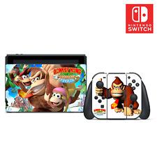 DONKEY KONG Vinilo Pegatina Juego Para Nintendo Interruptor