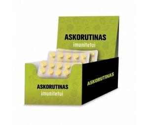 Vitamin C TAB. N 300- Vitamins C ASKORUTINAS VALENTIS -300 pcs tablets