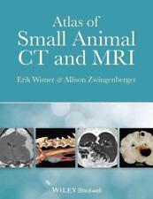 Atlas of Small Animal CT and MRI von Allison Zwingenberger und Erik Wisner (2015, Gebundene Ausgabe)