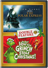 POLAR EXPRESS / HOW THE GRINCH STOLE CHRISTMAS - DVD - Region 1