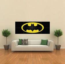 Batman Sign Signal Giant Wall Art Poster Print