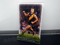 ✺Signed✺ DUSTIN MARTIN Photo & Frame PROOF COA Richmond Tigers AFL 2017 Guernsey