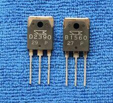 5pair SANKEN 2SB1560/2SD2390 B1560/D2390 TO-3P