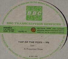 ULTRAVOX HAYSI FANTAYZEE THE POLICE YAZOO ORANGE JUICE FLASH IN PAN BBC LP 1983