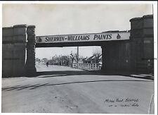 McIvor Rd Bendigo Australia pre 1930 Sherwin Williams Paints