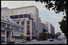 119038 LA Times Sq Building 1st St Front A4 Photo Print