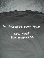 RARE Jason Mraz conference room tour tee shirt Men's size Large