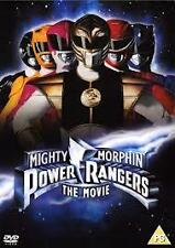 EX RENTAL MIGHTY MORPHIN POWER RANGERS DVD WITHOUT SLEEVE CHILDREN GUARANTEED
