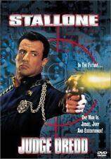 JUDGE DREDD (1998, DVD) Sylvester Stallone NEW