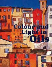 Colour and Light in Oils-ExLibrary