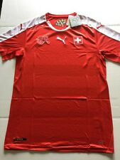 PUMA CREDIT SUISSE HOME REPLICA SHIRT [TN15947] SOCCER SWISS FC FOOTBALL SZ S