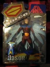 G Force battle of the planets Jason