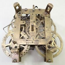 New ListingAntique Gilbert Mantel Shelf Clock Movement Parts Repair