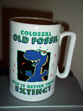 Colossal Old Fossil Old is Better Than Extinct Dinosaur Hallmark Party Express