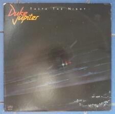 DUKE JUPITER Taste The Night LP