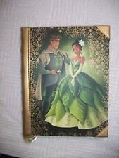 Disney Store Designer Fairytale Princess Tiana Journal LE