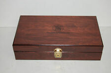 Smith & Wesson Shorter Presentation Wood Case Revolver Pistol Handgun Box N K L