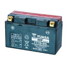 BATTERIA YUASA YT7B-BS 6,5A, POSITIVO SX, 150X65X93MM CODICE 0650710