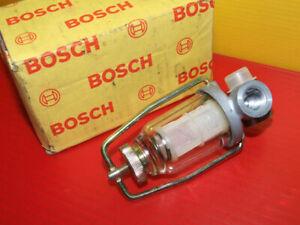 Filter - Fuel - Preliminary - Bosch : 1-457-434-000
