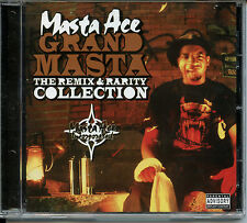 Masta Ace - Grand Masta - The Remix and Rarity Collection [CD] - MINT SEALED