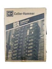 Cutler Hammer 100 Amp Breaker Box Service Panel
