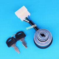 Ignition Key Switch For Harbor Freight Predator Electric Start Engine Generator