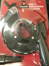"""DTA DEC180 7"""" Dust Extraction Surface Grinding Shroud New"""