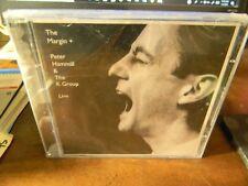 PETER HAMMILL - the margin +    ----CD  ---  NEW