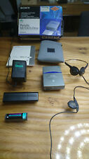 SONY MDH-10 in OVP MiniDisc MiniDisk MD Player Rekorder MO Datenlaufwerk