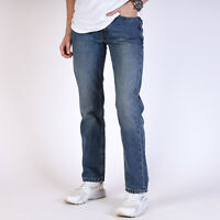 Levi's 514 Straight Three Sisters Remade Herren blau Jeans 28/30 W28 L30