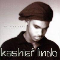 KASHIEF LINDO - WE NEED LOVE NEW CD