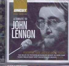 PAUL WELLER / PRETENDERS / IAN McCULLOCH + Tribute to John Lennon UNCUT CD 2002