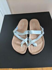 madden girl sandals size 8