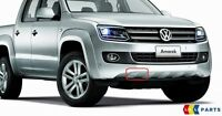 NEW GENUINE VW AMAROK FRONT BUMPER TOW HOOK EYE COVER CAP PRIMED 2HH807155AGRU