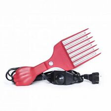 Shawty Red Hot Pick Hair and Beard Straightener For Men and Women