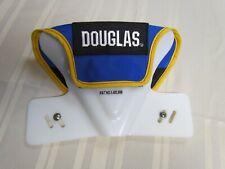 Douglas Football Butterfly Neck Restrictor Royal Blue/Gold,
