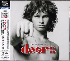 THE VERY BEST OF THE DOORS 2017 SHM CD+1 - JAPAN RMST LMT EDT - GIFT QUALITY!