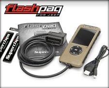 Superchips 3874 Flashpaq F5 Programmer 98-14 Jeep Wrangler TJ JK JKU Cherokee