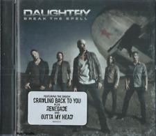 Daughtry - Break The Spell - Hard Rock Pop Cd
